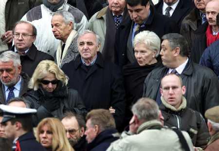 Charles aznavour rencontre gilbert becaud