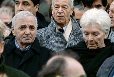 Charles aznavour rencontre gilbert bécaud